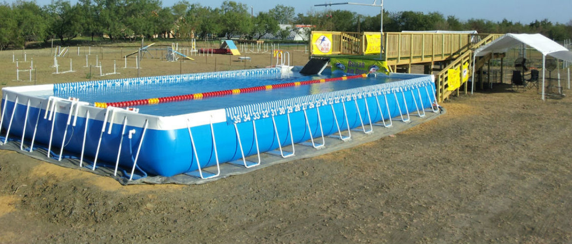 Dallas Air Dogs Dock Jumping Facility